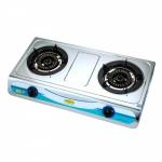 Hibachi 氣霸 HY-2000S9-TG 72厘米 座檯式不銹鋼雙頭煮食爐 (煤氣)