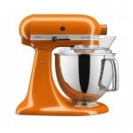 KitchenAid 5KSM175PSGHY 4.8公升 Artisan 抬頭式廚師機 (雙碗 & 雙攪拌槳) (焦糖蜜)