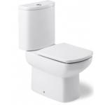 Roca Dama Senso 341517 西班牙自由咀分體座廁配油壓廁板