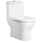 Roca Atis 349617 自由咀連體座廁配油壓廁板