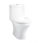 TOTO CW630PJ 自由咀連體座廁配油壓廁板