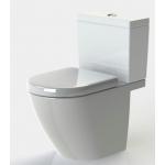 TOTO CW766PB 高咀分體座廁配油壓廁板