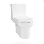 Toto CW896PJ 自由咀分體座廁配油壓廁板