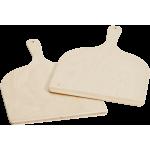 Gaggenau BS020002 薄餅木鏟 一套兩個