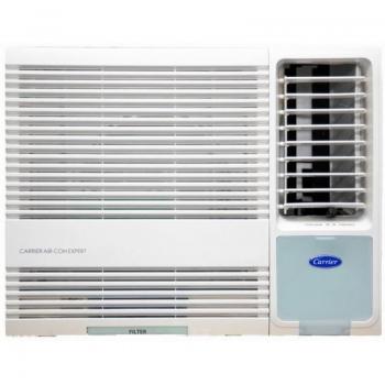 Carrier 開利 CHK12EPE 1.5匹 淨冷抽濕遙控 窗口式冷氣機