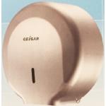 Geisar 捷莎 JZH25KB 不銹鋼拉絲卷型廁紙架