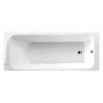 Kohler K-1875H-GR-0 PARALLEL 1.5米 鑄鐵浴缸 (含扶手孔)