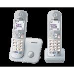 Panasonic KX-TG6812HK DECT Phone (Sliver)