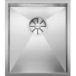 Blanco 521583 ZEROX 340-U 34厘米 不銹鋼光面 昇盤