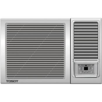 Tosot 大松 W07R3A 3/4匹 無線遙控窗口式冷氣機