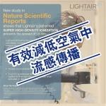 Lightair IonFlow 50 Signature 空氣清新機 (金色) (建議使用面積 660尺)