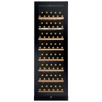 Vinvautz VZ151SSFG 151 bottles Built-in Single Temperature Wine Cooler