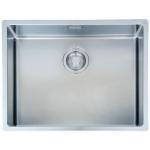 FRANKE BXX210-54 Box 不銹鋼 檯面/檯底 單昇盆 (銀色)