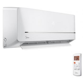 Midea MS09CRF8A 1.0匹 R32 變頻淨冷掛牆式分體機