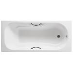 Roca A231070001 Malibu 鑄鐵浴缸