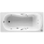 Roca 6JET233170 Haiti 有扶手鑄鐵浴缸 連6噴咀按摩系統