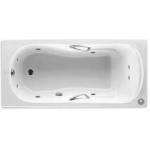Roca 8JET233170 Haiti 有扶手鑄鐵浴缸 連8噴咀按摩系統