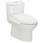 Roca 804032005+34945E Georgia 自由咀連體座廁配電子廁板(尊尚型)套裝