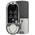 Lockly PGD798 Vision PIN Genie™ 專利防偷窺按鍵 + 智能門鈴 + 3D指紋 + 藍牙 + 鎖匙 電子門鎖