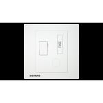 Siemens 西門子 5UB13543PC01 13A 雙極開關保險菲士接線蘇(白)