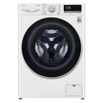 LG 樂金 F-C1208V4W 8公斤/ 5公斤, 1200 轉速 人工智能直驅式變頻摩打 洗衣乾衣機 (2021年最新款)