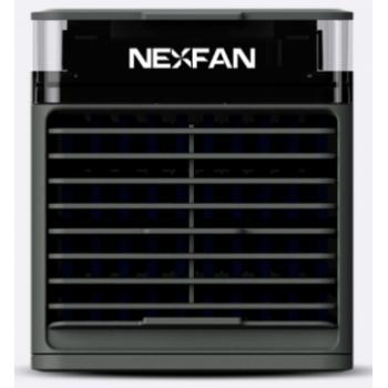NexFan Ultra-BK UV 殺菌移動式多功能空氣冷風機 (黑色)
