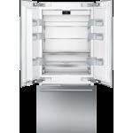Siemens 西門子 CI36TP02L 518公升 嵌入式雙門雪櫃 (全港最長3年保養)