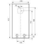 Bosch RDH18400 18000W 水壓控制 即熱式電熱水爐
