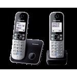 Panasonic KX-TG6812HK DECT Phone (black)