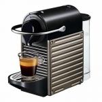 Nespresso Pixie C61-SG-TI-NE 全自動咖啡機 (灰色)