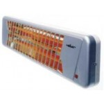 德國 Heller QS-180 1800W 掛牆式光管反射電暖爐 (半搪瓷) (IP24防水) *數量有限 售完即止