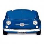 Smeg SMEG500BL 100公升 flat500獨家設計 特色雪櫃 (藍色)